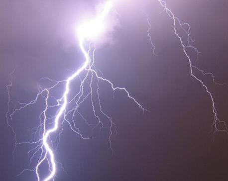 13-year-old girl dies, three injured in lightning strike in Dadeldhura