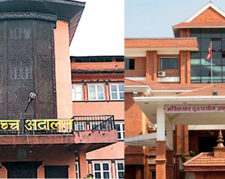SC warns CIAA against delay in Govinda Raj Joshi case