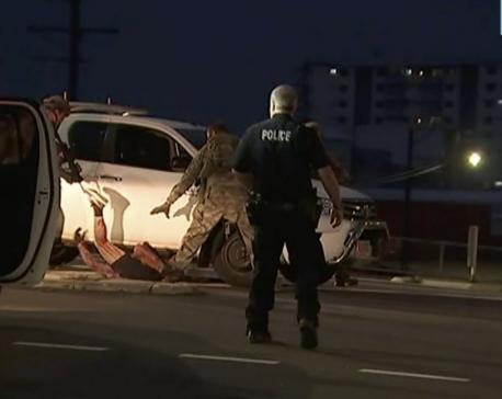 At least 4 dead in shooting in Australian city of Darwin