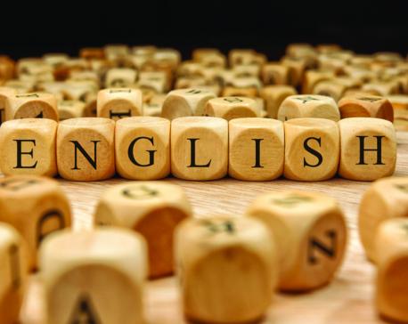 Whose English?