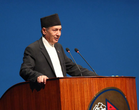 Budget has adopted goal of socialism: FM Khatiwada
