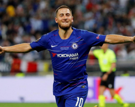Hazard joins Real Madrid on five-year contract