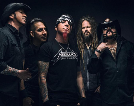 Hellyeah's Tom Maxwell pens Vinnie Paul tribute on anniversary of drummer's death