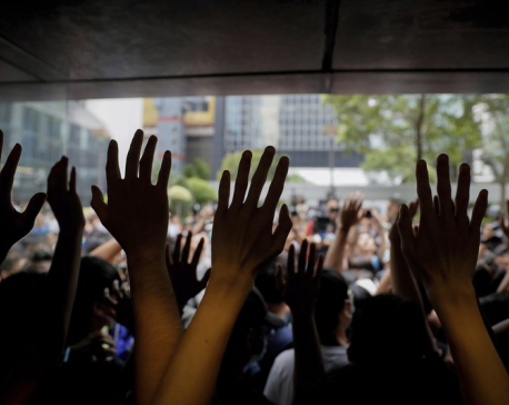 Hong Kong protests signal alarm special freedoms fading