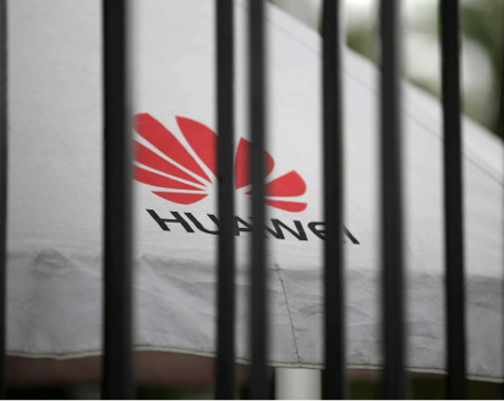 Huawei executive says goal to be world's top phone maker some time off