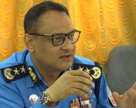 Preparations for adjustment of police forces over : IGP Khanal