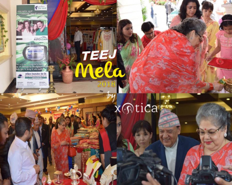 Xotica set to host 'Teej Mela'