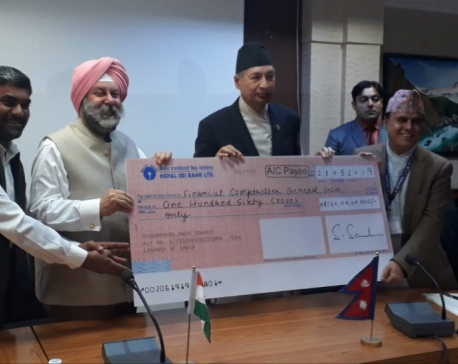 India provides promised Rs 1.6b housing reconstruction grant
