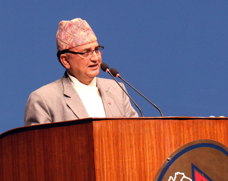 Nepal will not join any international military alliance: Defense Minister