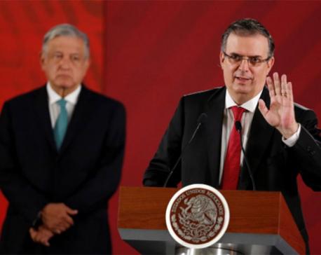 Mexico eyes Brazil for U.S. asylum deal as Trump revives tariff threat