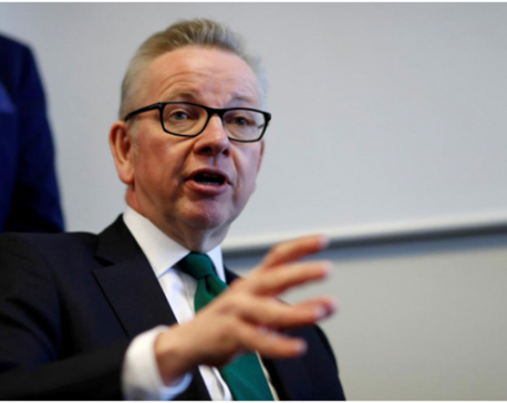 PM candidate Gove admits taking cocaine