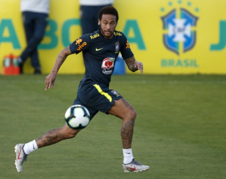 Woman accuses Neymar of rape, player says he was set up