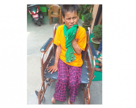 Former Maoist combatant Nirmala recovering from mental illness