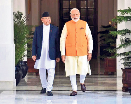 Namo 2.0 and Nepali equation