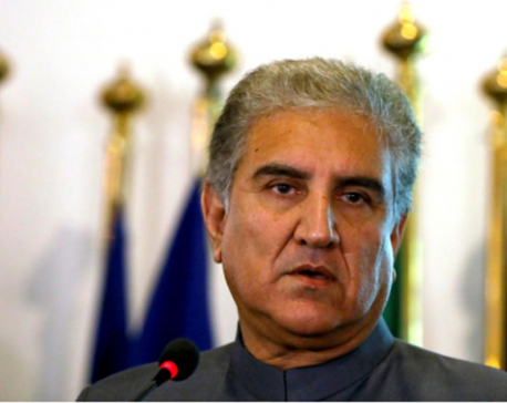 Pakistan foreign minister says trust must be rebuilt with Afghanistan