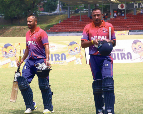 Khadka, bowlers lead Nepal to convincing win