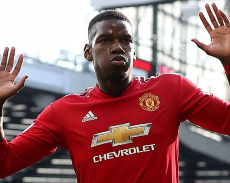 Pogba hints at move away from Manchester United