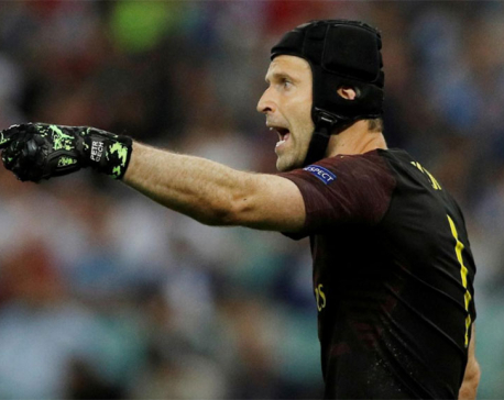 Cech returns to Chelsea as technical advisor