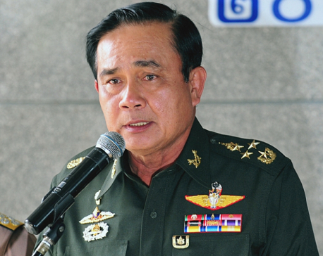 Thai coup leader completes transition to elected PM, cabinet unclear