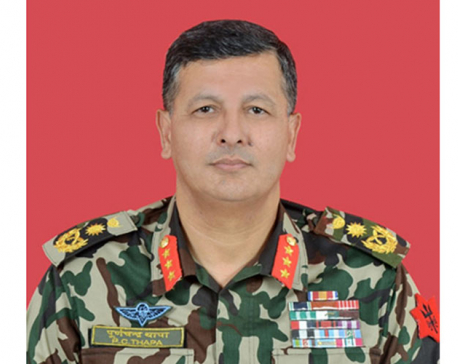 CoAS Thapa leaving for week-long visit to China on June 16