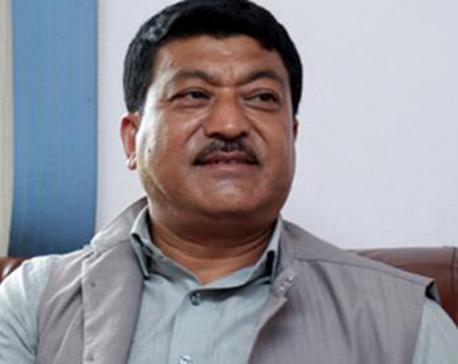 NCP lawmaker seeks resignation of Minister Baskota