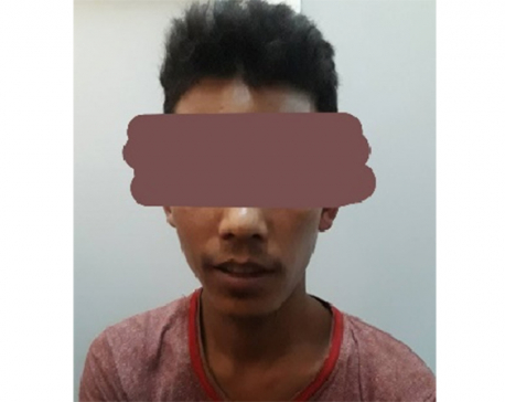 Fugitive youth convicted of rape case arrested