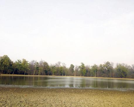 Kailali wetlands, lakes disappearing at an alarming rate