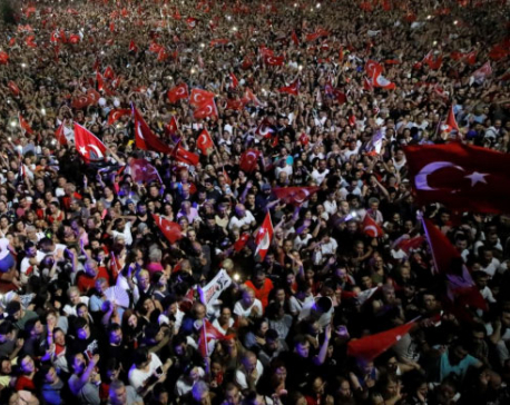 Turkey's opposition strikes blow to Erdogan with Istanbul mayoral win