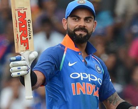 Kohli becomes fastest to reach 11,000 runs mark