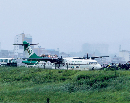 Yeti plane runway excursion shuts TIA for 8 hours