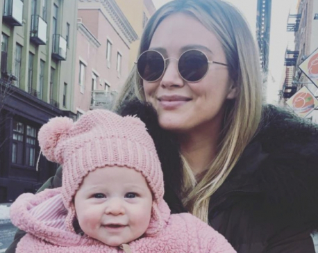 Hilary Duff updates on daughter's night in hospital