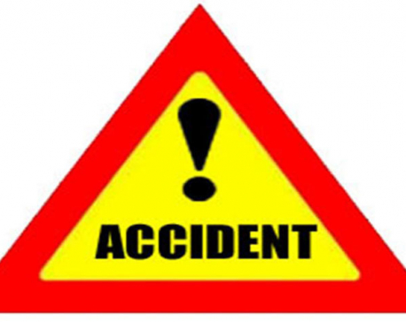 Six hurt in Doti jeep accident