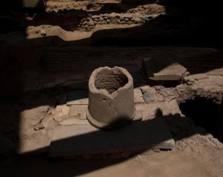 Acropolis Museum opens ancient Athens neighborhood site below its base