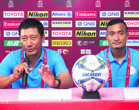 Manang looking for first win in AFC Cup