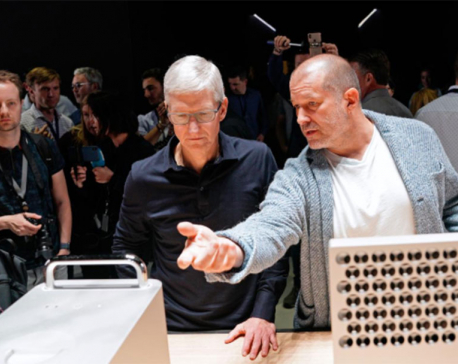 Apple design chief Jony Ive, Steve Jobs' confidant, to leave and start own firm
