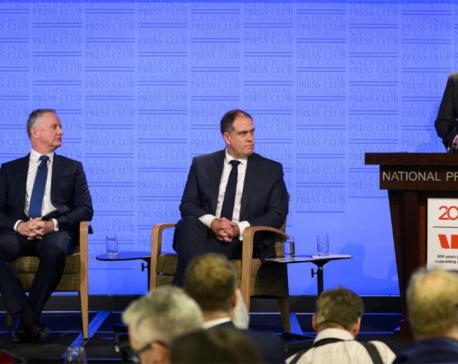 Australian media giants demand an end to curbs on press freedom