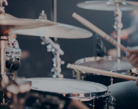 For beginner drummers