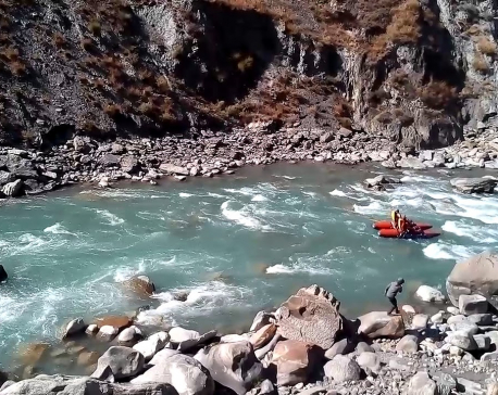 Two teenage boys die after drowning in Bheri River