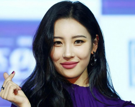 K-Pop star Sunmi opens up about her sexuality during concert