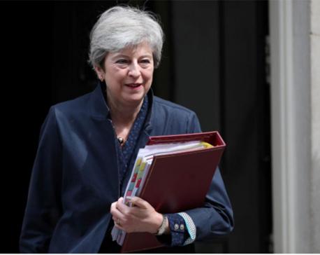 British PM May could meet Russia's Putin at G20