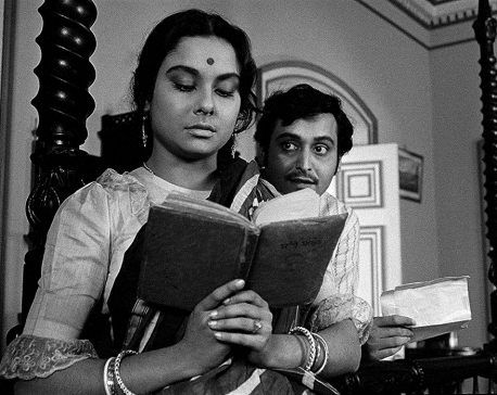 Charmed by Charulata