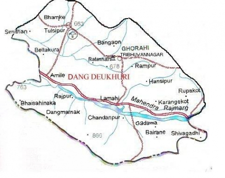 Guthi land in Dang changing hands with simple paper accord