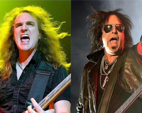 Megadeth's David Ellefson was there the day Nikki Sixx died