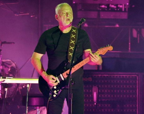 David Gilmour puts his guitars up for auction, raises $21.5M