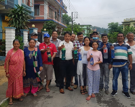 Dharan launches seek and destroy campaign to control dengue outbreak