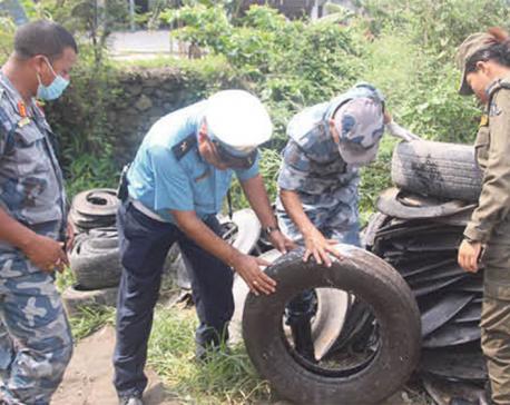 Respite for Dharan but dengue spreading in eastern tarai