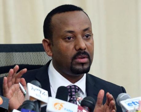 Ethiopia's army chief of staff has been shot: PM's aide