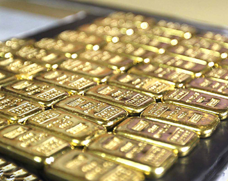 Gold marches to record high of Rs 65,500 per tola