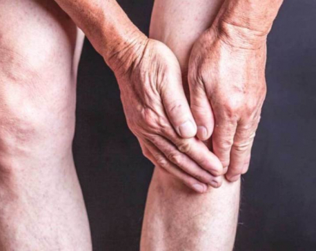 Is cracking of joints harmful for your health?