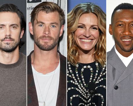 Julia Roberts, Chris Hemsworth, and more to receive Hollywood Walk of Fame stars